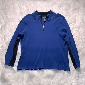 Lauren Active Ralph Lauren Blue Pull-Over